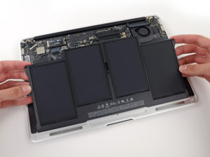 MacBook szerviz Buda: MacBook akkumulátor csere