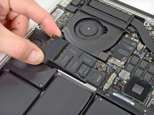 MacBook szerviz Buda: MacBook HDD - SSD bővítés