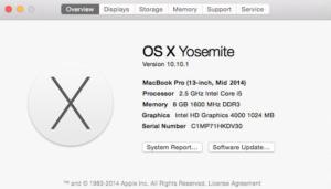 Macbook szerviz Buda: MacBook szoftverezés