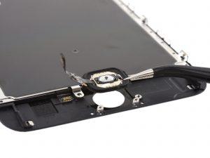 iPhone 6S Plus kijelző csere, a home gomb eltávolítása