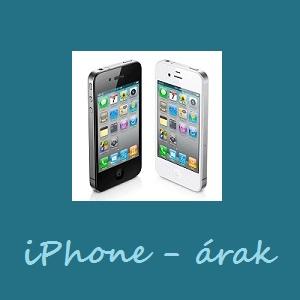 Áraink, iPhone szerviz árak