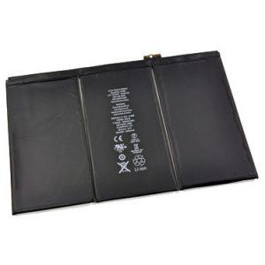 iPad 3 akkumulátor csere, iPad 3 akkumulátor