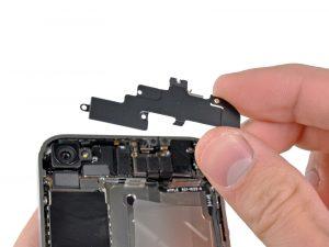 iPhone 4 kijelző csere, Wi-Fi antenna kivétele atelefonból