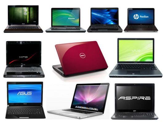 Laptop szerviz Budapest, gyártók logói: mindenféle laptop javítás